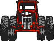 WTP Tractor Logo